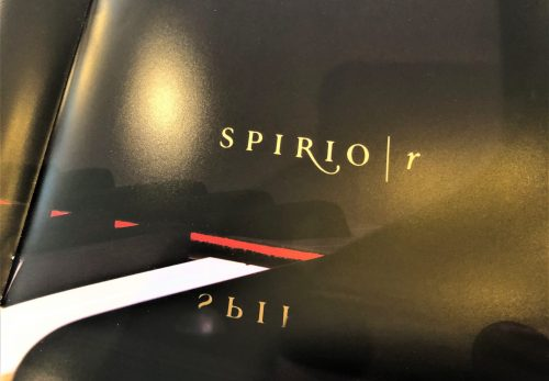 SPIRIO のラインナップに録音・編集機能の付いた SPIRIO | r が追加されました