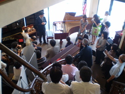 スタインウェイNo.1 ピアノ